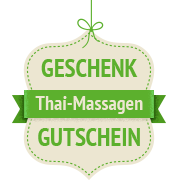 Gutschein Thai-Massagen